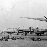 75 Squadron Lancasters