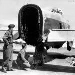 Damaged Lancaster