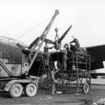 Lancaster 431 Sqn RCAF Croft 1945