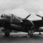 Lancaster ED588 VN-G