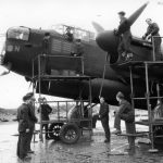 Avro Lancaster ED860 QR-N
