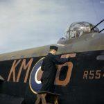 Lancaster bomber R5540