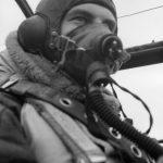 Lancaster pilot SLdr Churcher