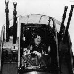 Bomber rear gunner