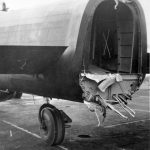 Lancaster tail without turret