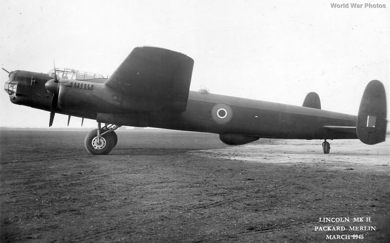 Avro Lincoln Mk II
