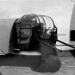"""Lincoln tail turret with """"Village Inn"""" Automatic Gun-Laying"""