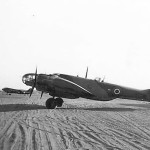 British Martin Maryland Bomber North Africa 1943