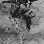 Martin Maryland of No. 21 Sqn SAAF over Sidi Rezegh Libya 1941
