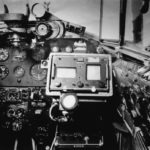 Cockpit of a Mosquito NF30 Navigator side