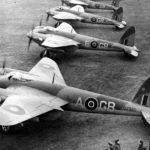 Mosquito B IV of 105 Squadron RAF 1943