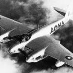 Mosquito FB 40 A52-500 1 Sqn RAAF