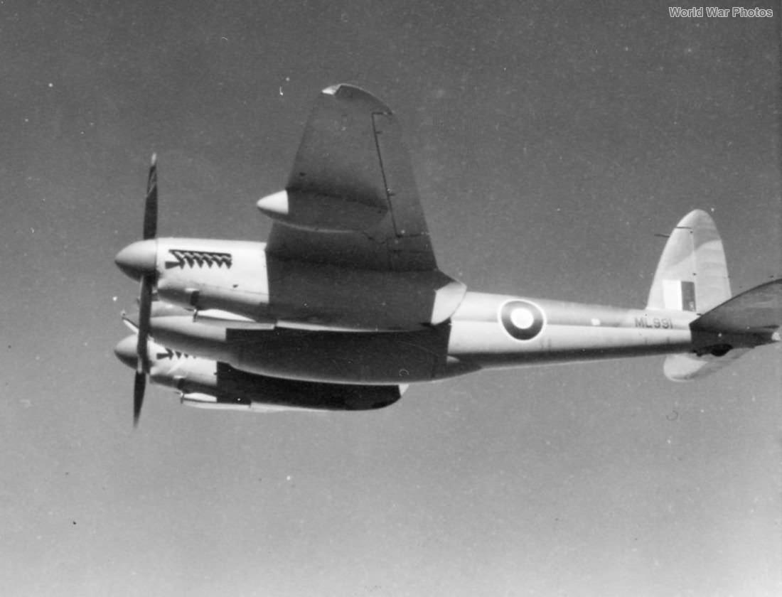 Mosquito B Mk XVI ML991 2