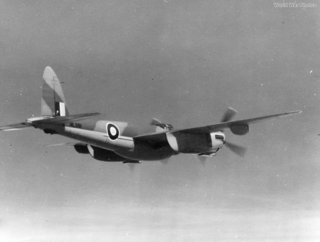Mosquito B Mk XVI ML991 3