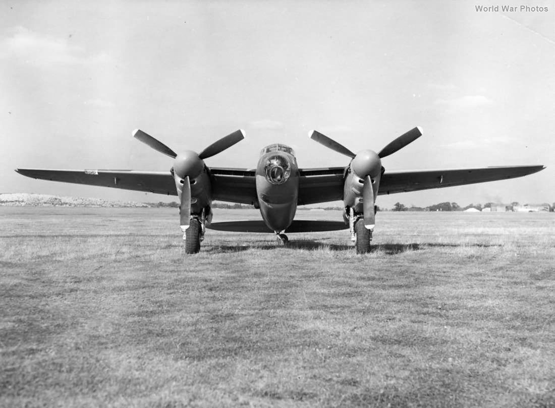 Mosquito Mk IX ML914