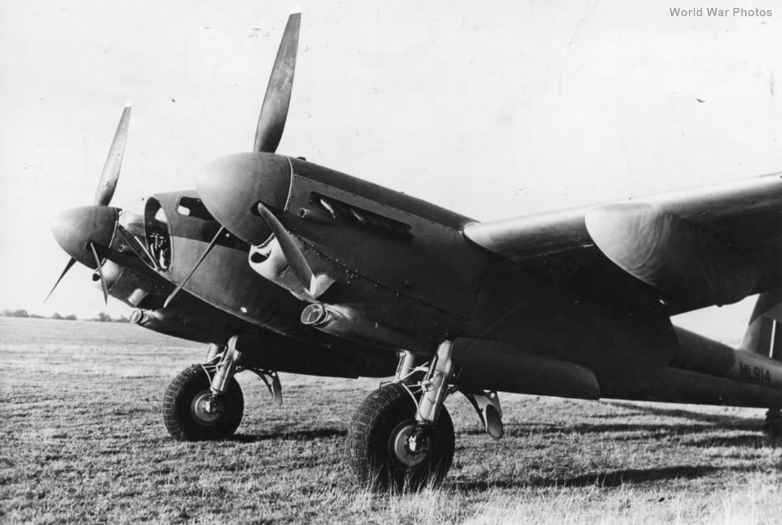 Mosquito Mk IX ML914 3