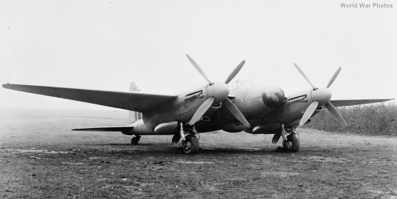 Mosquito Mk XV