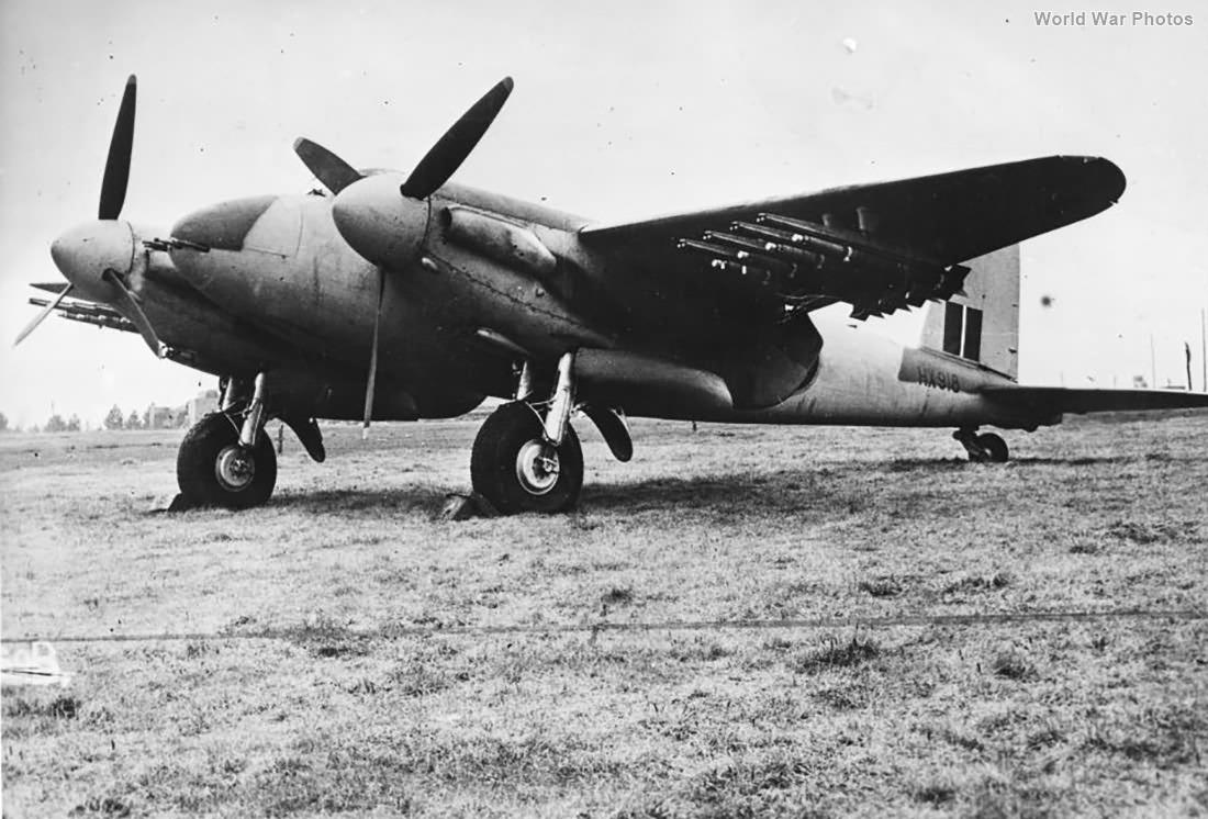 de Havilland Mosquito VI HX918