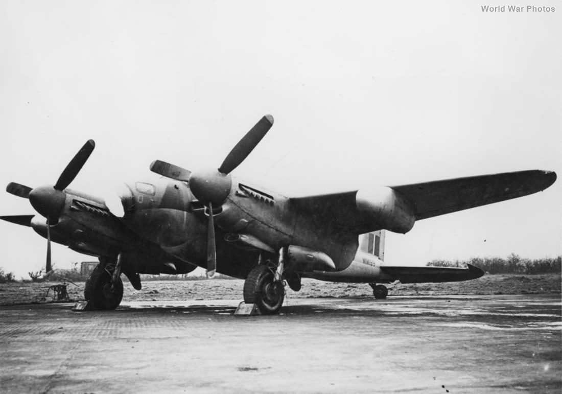 Bomber Mosquito B XVI