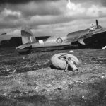 Crashed Mossie
