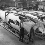 Mosquitoes fuselage assembly
