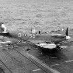 Seafire III 807 HMS Hunter