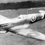"Spitfire Mk Vb BL676 Seafire prototype ""Bondowoso"" 1942"