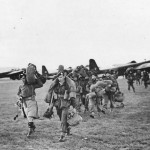 1st Airborne Division soldiers and Stirling Bombers Operation Doomsday Norway 1945