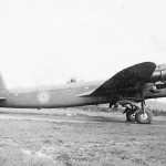 RAF bomber command bomber Short Stirling