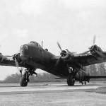 Short Stirling code XT-M of No. 1657 Heavy Conversion Unit RAF 2