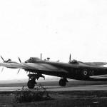 Short Stirling coded XT-M of No. 1657 H.C.U. RAF