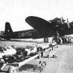 Short Stirling Mk I of No. 7 Squadron RAF N3643 code MG-G 1941