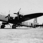 Short Stirling of No. 196 Squadron RAF Transport Command, code ZO-B