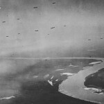 Short Stirlings Towing Horsa Gliders Across Rhine 1945