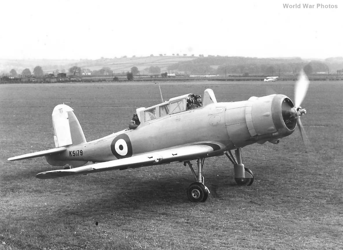 Blackburn Skua K5179