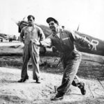 Spitfire 308th fs 31st fg crew