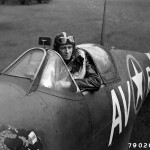 American Spitfire of the 335th Fighter Squadron 4th FG pilot Capt Donald Willis