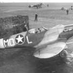 American Supermarine Spitfire Mk Vb MD-L of the 4th Fighter Group 336th FS