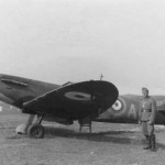 Captured Supermarine Spitfire Mk I