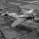 French Supermarine Spitfire Italy 1944