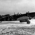 French Supermarine Spitfire Mk IX 1945
