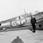 German Spitfire Mk I G-X