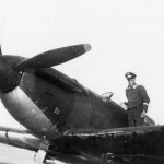 German Supermarine Spitfire Mk I nose