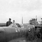 Spitfire Mk II ZP-N of No. 74 Squadron RAF Calais 1941