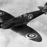Spitfire Mk I K9795 of No. 19 Squadron RAF pre war