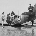 Spitfire Mk Ia N3200 of No. 19 Squadron RAF Sangatte Beach 1940