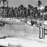 Spitfire Mk V A58-167 of 79th Squadron RAAF Admiralty Islands August 1944