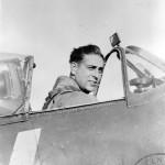 Spitfire Mk Vb pilot George Carpenter No. 121 Squadron RAF Eagle Squadron