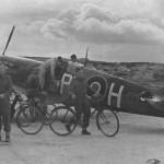 Spitfire Mk Vc Flown By Malta Ace Peter Prosser Hanks