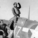 Spitfire Mk Vc trop Steve pilot Lt R J Connor 309th Fighter Squadron 31st FG